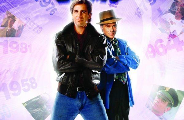 Time-Travel TV Series: Quantum Leap