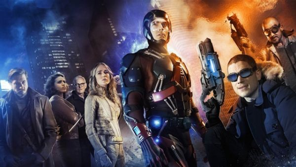 Time-Travel TV Series: Legends of Tomorrow