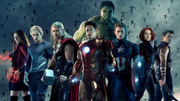 Next Avengers Movie
