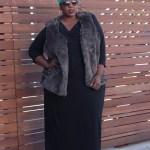 Curvy Girl Fashion: Sunday Brunch OOTD