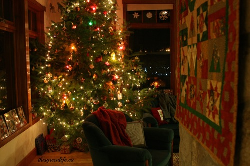 Christmas Tree This Green Life
