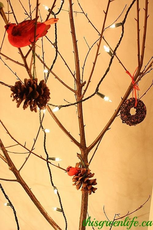 woodland decorations