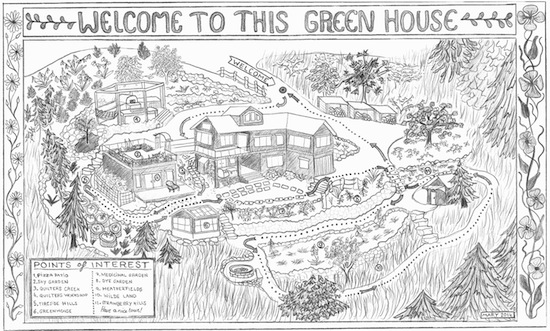 This Green House Garden Map jpg