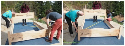 measure bed for square
