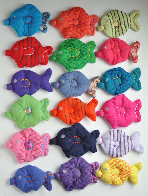 Flannel Fish 5