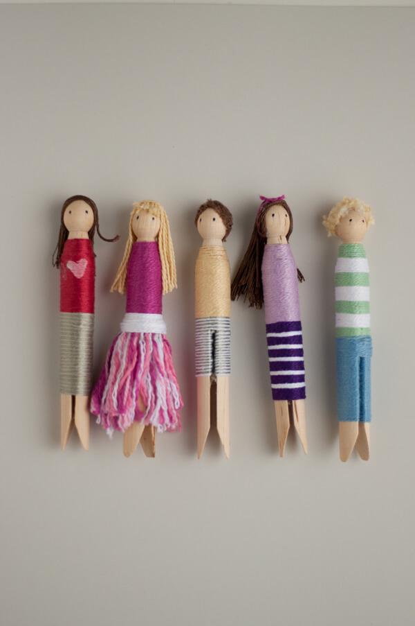 clothespin-dolls