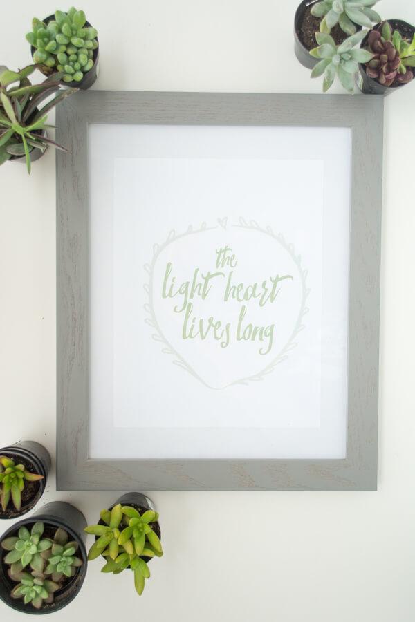 Irish Proverb Printables | this heart of mine
