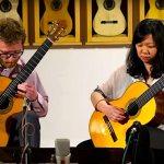 Sheu Pettit Guitar Duo