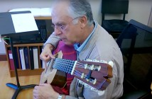 Pepe Romero Guitar Lesson on Rasgueado