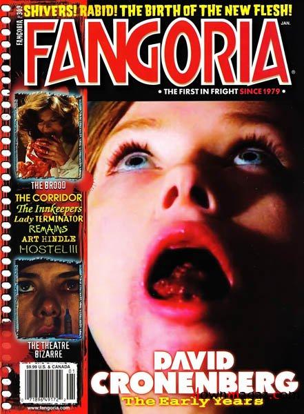 Fangoria Magazine