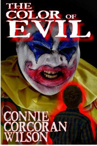 The cover to Color of Evil by Connie Corcoran Wilson