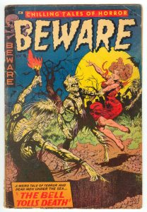 Beware Horror Comic