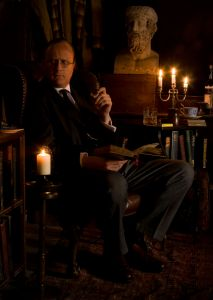 Robert Lloyd Parry as M R James 3 credit Shelagh Bidwell