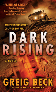 Dark Rising by Greig Beck
