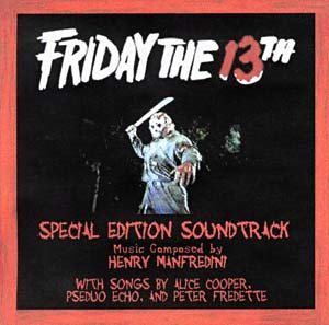 Friday the 13th Special Edition Soundtrack