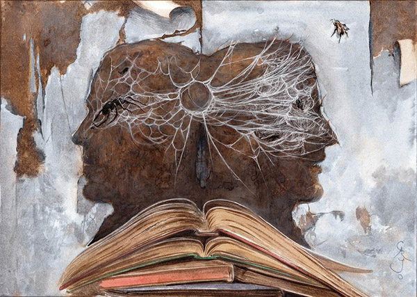 The Booking Ramsey Campbell