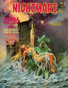 Skywald Nightmare cover - 1