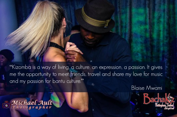 Kizomba is a way of living, a culture, an expression, a passion