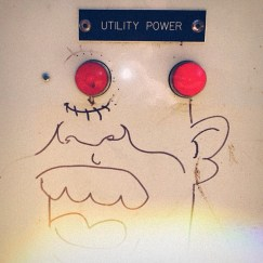 Utility power…and a cyclops.
