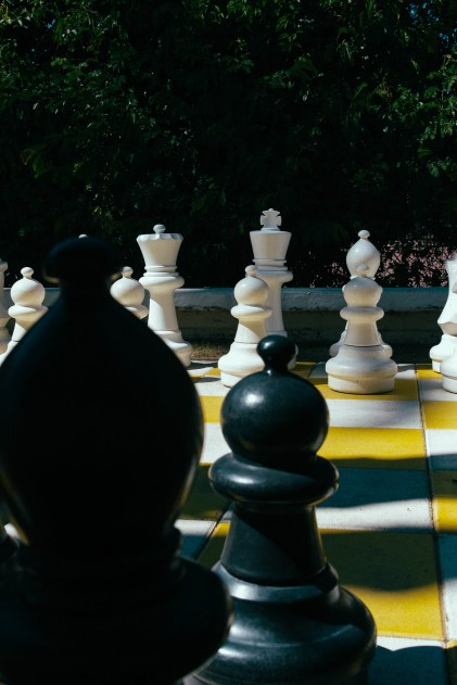 Chess at The Parker
