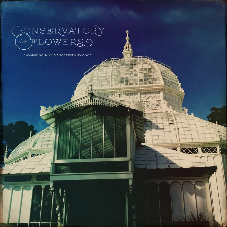 Conservatory of Flowers via ThisIsStar.com