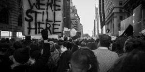 The long march: Photos documenting the street protests in America