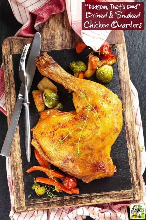 Medium Of Chicken Brine Alton Brown