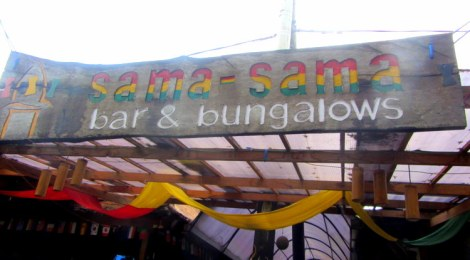 Sama Sama-One Of The Worst Places To Stay On Gili Trawangan