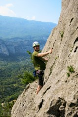 Klettern in Arco am Gardasee