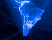 Facebook Südamerika