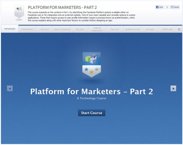 Platform for Marketers - Part 2 - Introduction