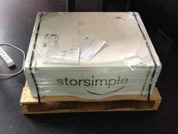 Microsoft StorSimple