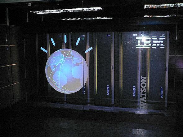 IBM's Watson Computer