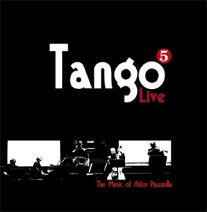 Tango 5 Live edited, mixed and mastered at Thompsound Music