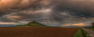 Unwetter Panorama - Desenberg