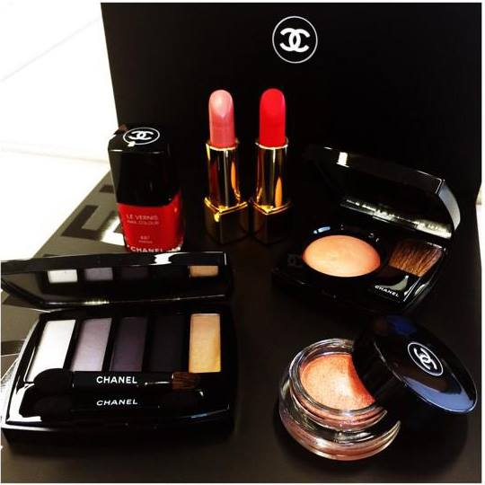 Chanel-Holiday-2014-Plumes-Précieuses-de-Chanel