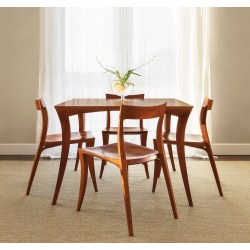 Small Crop Of Wooden Dining Chairs