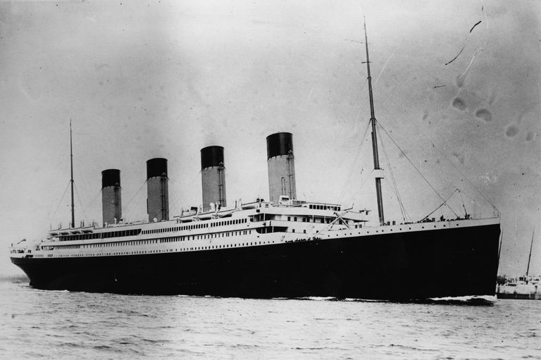 The Sinking of the RMS Titanic  1912  The RMS Titanic