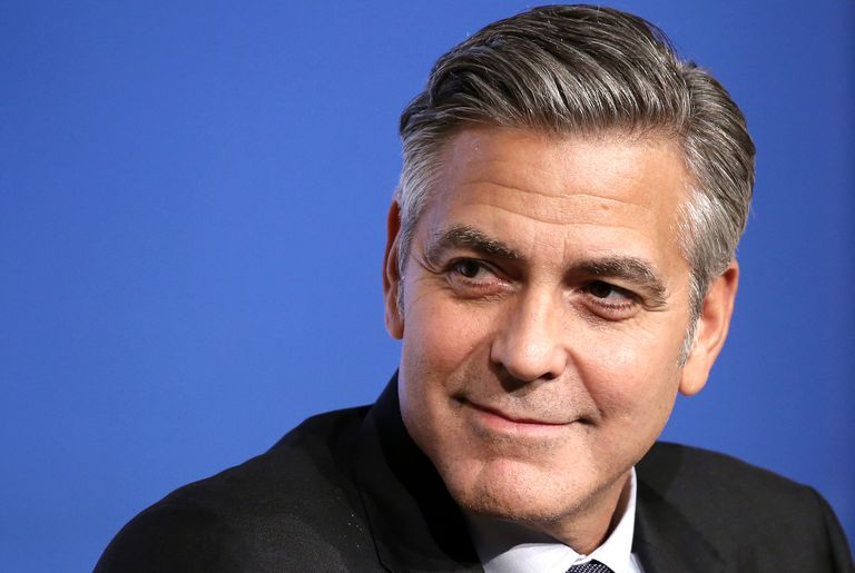 Politics of George Clooney  Actor and Liberal Activist Actor George Clooney