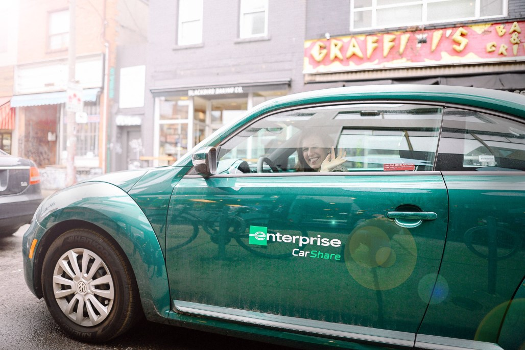 Enterprise Car Share Toronto