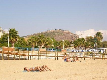 TERRACINA  beach photo113