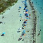 Cape Florida State Park in Key Biscayne, Florida
