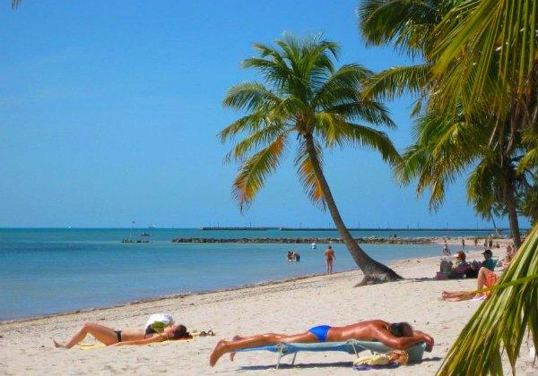 Smathers Beach, Key West