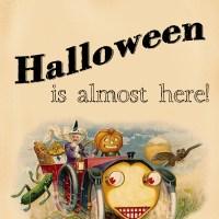 DGD - Digital Goodie Day - Halloween is Coming!