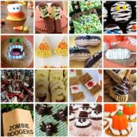 Falloween Pinterest Halloween Treats II