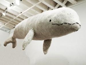 Hannah Haworth Giant Whale