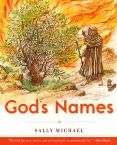 Book Review: <em>God's Names</em> by Sally Michael