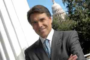 Consider the Source; Stand with Gov. Perry