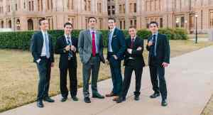 Press Release: THSC Watchmen Arrive in Austin, Prepare for Battle