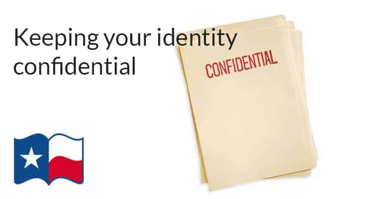 THSC Watchmen Keeping Your identify confidential